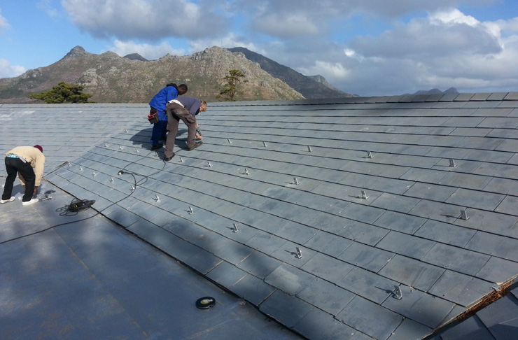 South African bituminous roofing case